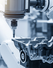 Specialists in the design, development, prototyping and manufacture of high and medium volume precision components and sub-assemblies for automotive powertrain applications